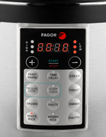 Fagor LUX Multi-Cooker Control Display