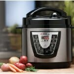 As Seen on TV PPC Power Pressure Cooker, X-Large, Silver Review