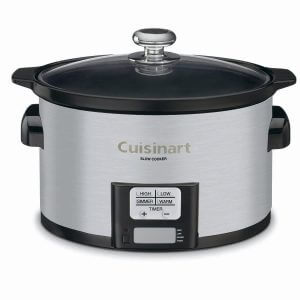 Cuisinart PSC-350 3-1/2-Quart Programmable Slow Cooker