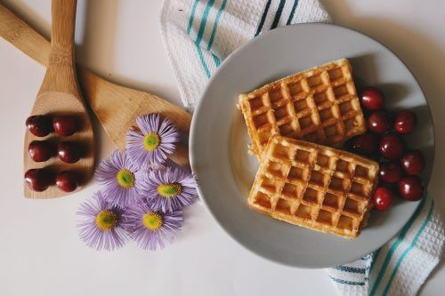 types of waffle irons
