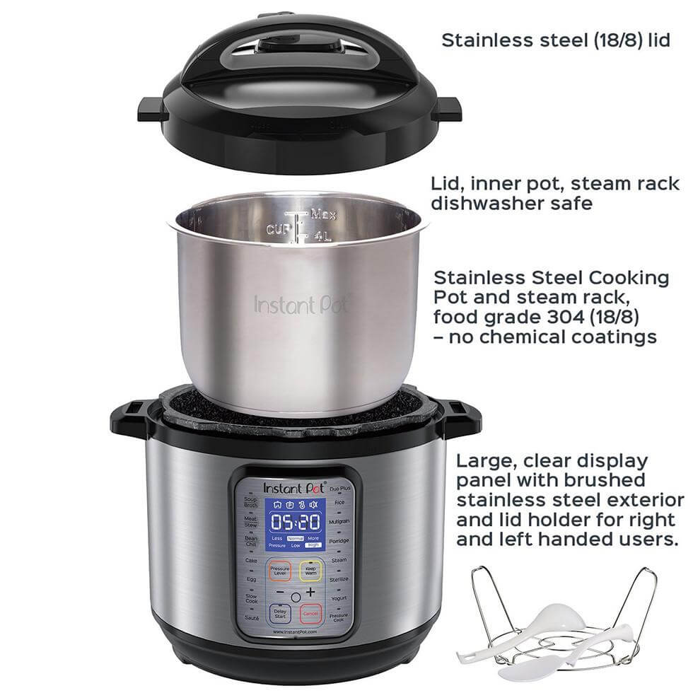 Instant Pot IP-DUO Plus 60 Review